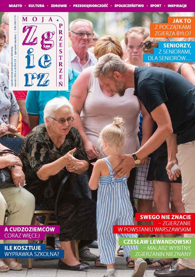 Zgierska Przestrzeń 08/2018