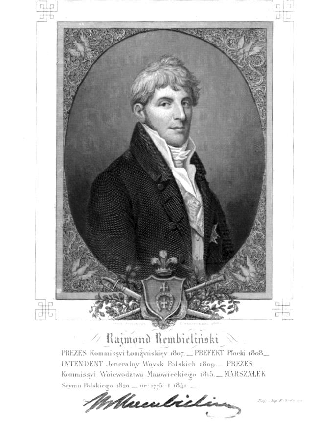 Ludzie przełomu – Rajmund Rembieliński (cz.1)